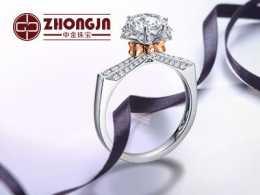 中金珠寶——不同等級的鑽石克拉價格你知道嗎