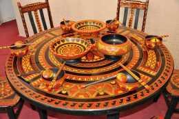 「大美媛少數民族系列飾品」彝族文化及民族飾品