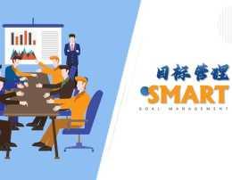 「目標管理SMART原則」目標與計劃的區別