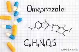 """唯一銷售額破10億的胃藥,""""神藥""""奧美拉唑,長期吃會得胃癌嗎?"""